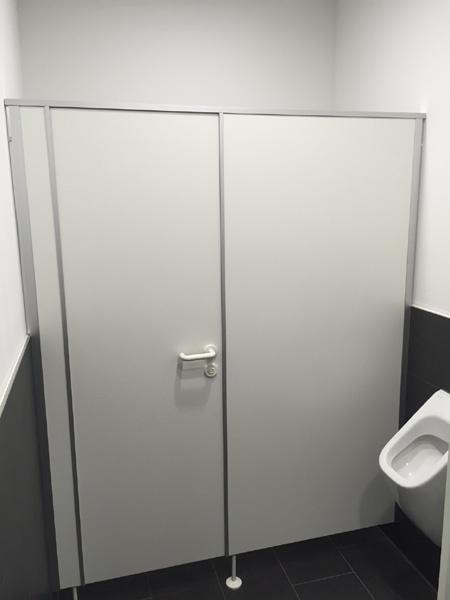 WC-Trennwände | Eberhard Schaaf GmbH Trockenbausysteme